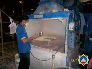 Proses Cat Enamel