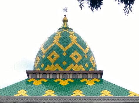icon atap kubah masjid sinarsuryaabadi