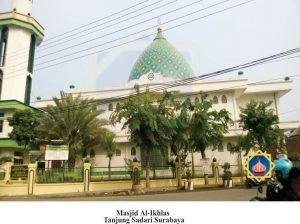 masjid al-ikhlas tanjung sadari surabaya