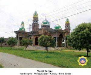 masjid an-nur sumbergede wringinanom gresik