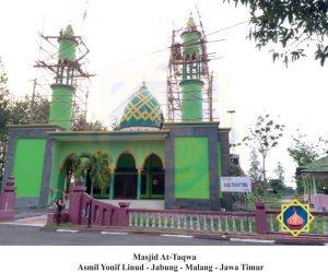 masjid at-taqwa asmil yonif linud jabung malang