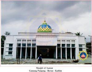 masjid at-taubah gunung panjang berau kaltim(1)