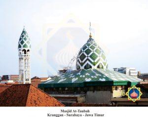 masjid at-taubah kranggan surabaya sinarsuryaabadi