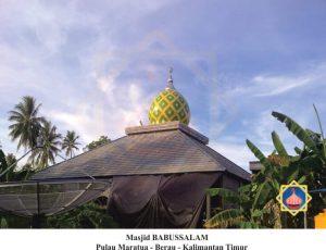 masjid babussalam maratua berau kaltim(1)