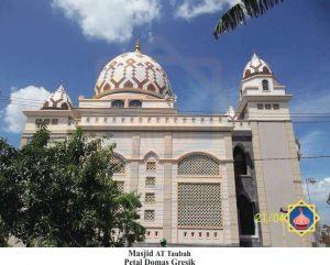 masjid petal domas gresik sinarsuryaabadi