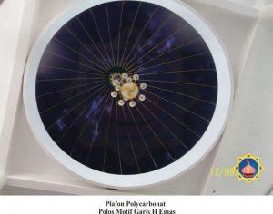 plafon polycarbonate
